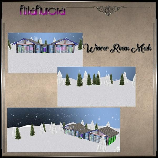 Winter Room Mesh/No Resell!!