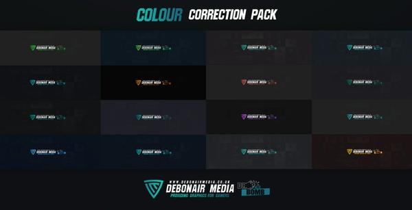 Colour Correction Pack