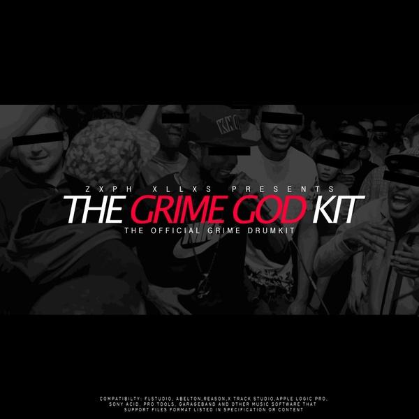 Zxph Xllxs Presents - The Grime God Kit