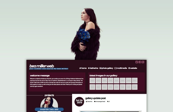 Wordpress Premade #3 - Buy Me Diamonds