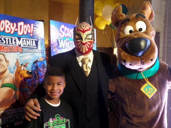 AECommentary: Scooby Doo and the Wrestlemania Mystery