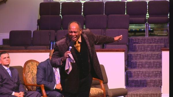 Dr. Gerald Jeffers 01-07-16pm Teaching About Prayer MP4 Pt. 1