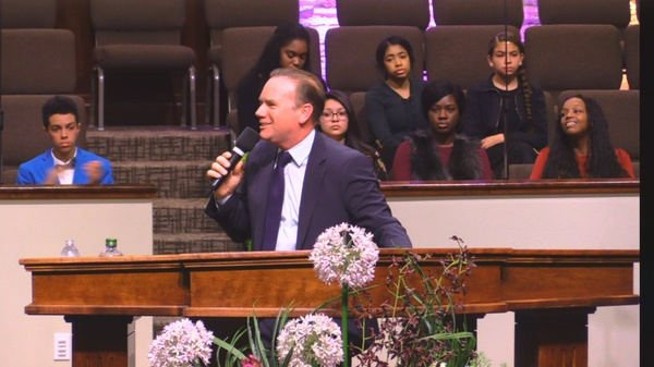 """Rev. Rodney Nelson 02-26-17pm """" The Annointing Breaks the Yoke """" MP4"""
