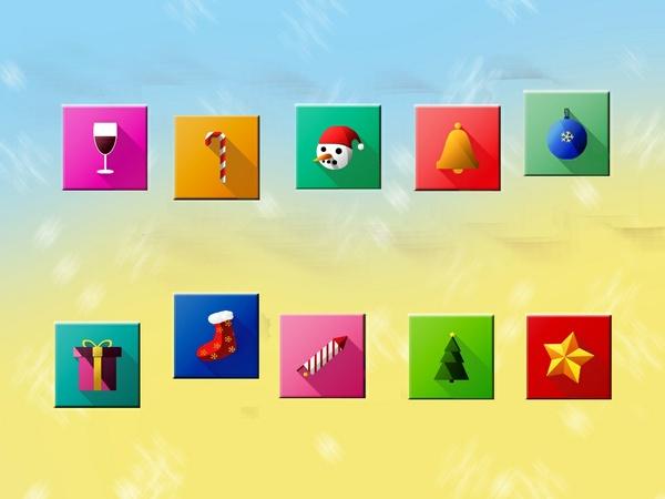 HNY Icon Set