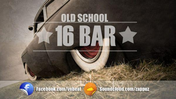 "Old school hiphop beat 2015 ""16 Bar"""