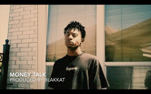 """Money Talk"" Playboi Carti Type Beat (Prod. BlakKat)"