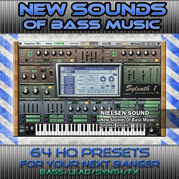 Bass Music for Sylenth1