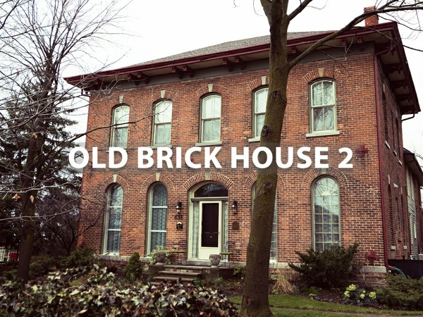 """Old Brick House 2"" - Lightroom Preset"