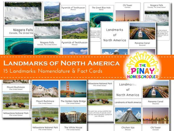 Landmarks of North America