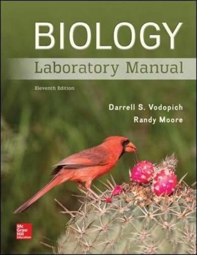 Biology Laboratory Manual Lab Manual 11th edition 2016 ( PDF )
