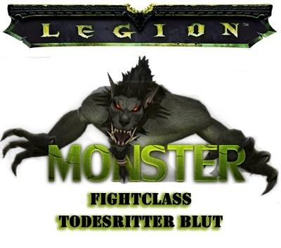 Fightclass Blut Todesritter / Blood DK