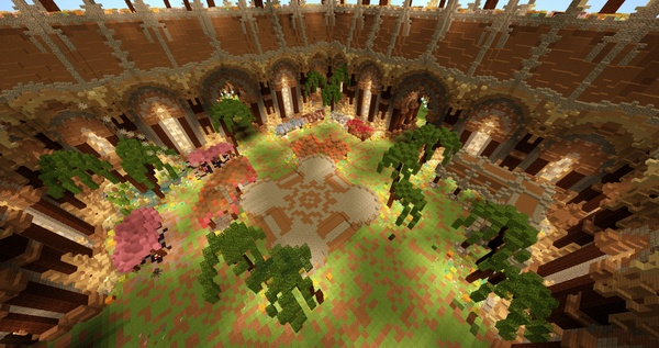 Spawn PvP Faction