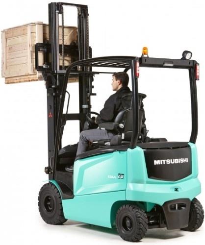 Mitsubishi Electric Forklift Truck FB25CN, FB25N, FB30CN, FB30N, FB35N Workshop Service Manual