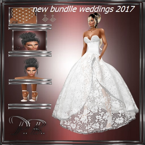 NEW WEDDINGS 2017  USD 3,00
