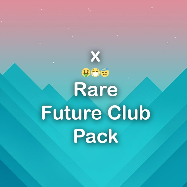 Rare Future Club Pack