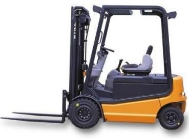 Still Electric Fork Truck R60-35, R60-40, R60-45, R60-50: 6046, 6047, 6048, 6049 Spare Parts List