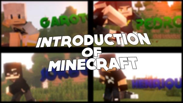 Introduction of MInecraft || Introdução de Minecraft