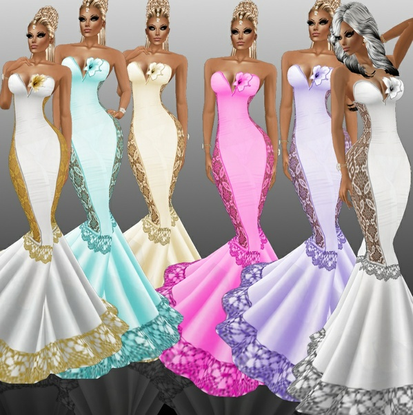 wedding dress texture