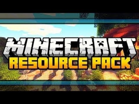 Resource pack personalizado