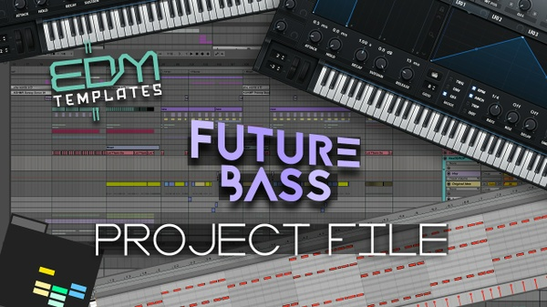 Ableton Live Future Bass Template 13.08