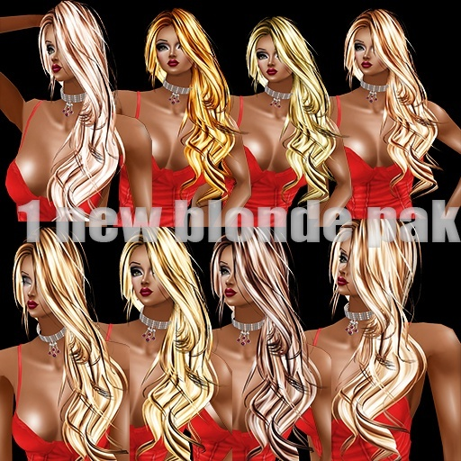 NEW BLONDE PAK 1 USD 1.20