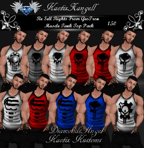 Muscle Tank Top File