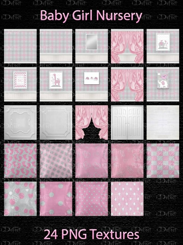 Baby Girl Nursery WithOut Resell Rights!!!