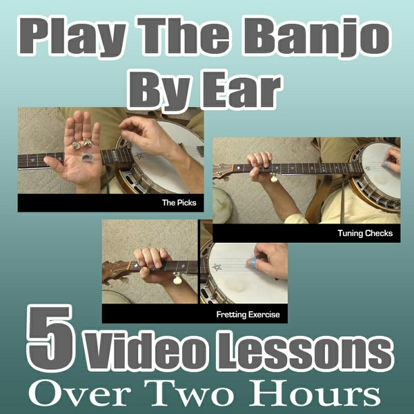 Play Banjo By Ear - Video Course