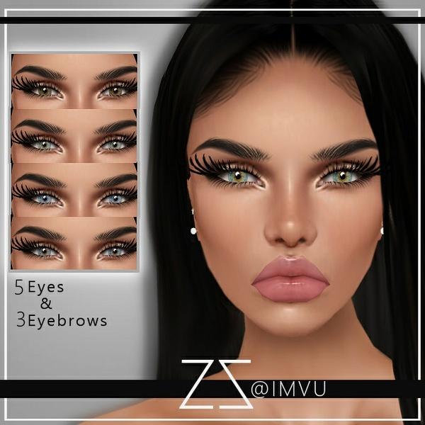 Eyes & Eyebrows 331