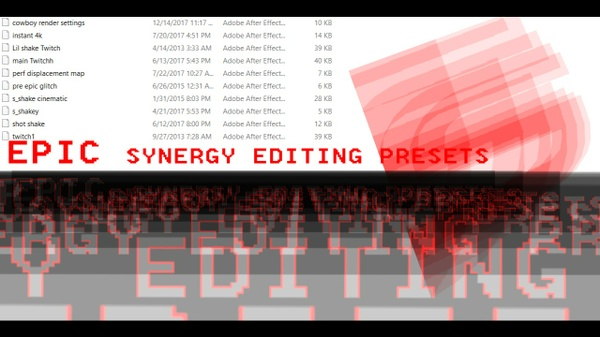 10 presets from Synergy Cowbop