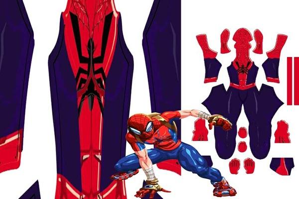 spiderman manga verse (Manga style)