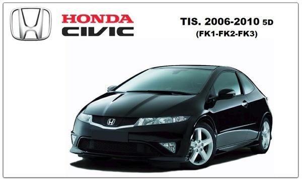 Honda Civic 2006-2010 Factory Service Manual TIS