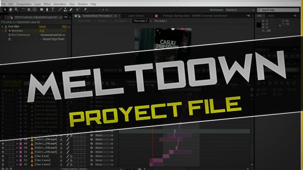Meltdown Project File