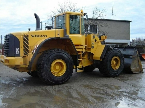 VOLVO L150E WHEEL LOADER SERVICE REPAIR MANUAL - DOWNLOAD