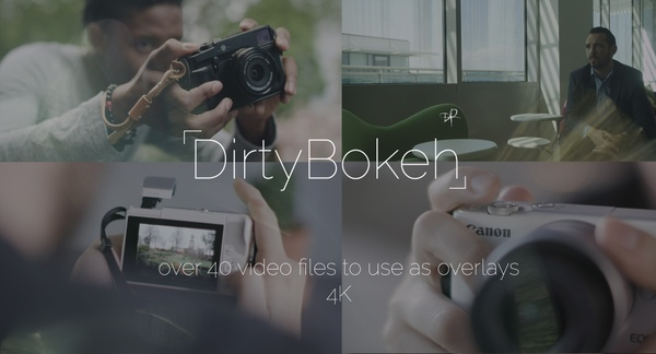 Dirty Bokeh - Lens Collection (overlays)