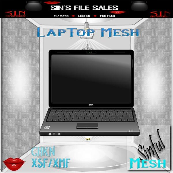Laptop* Mesh
