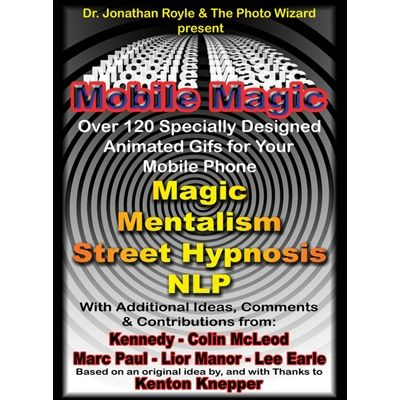 MOBILE MAGIC 2015 - (Ultimate Tool Kit For Magician's & Mentalist's)