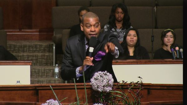 "Rev. Lawrence Warfield 3-22-15pm "" It's 11:59 and I Have  12 O'Clock Appointment"" MP4"