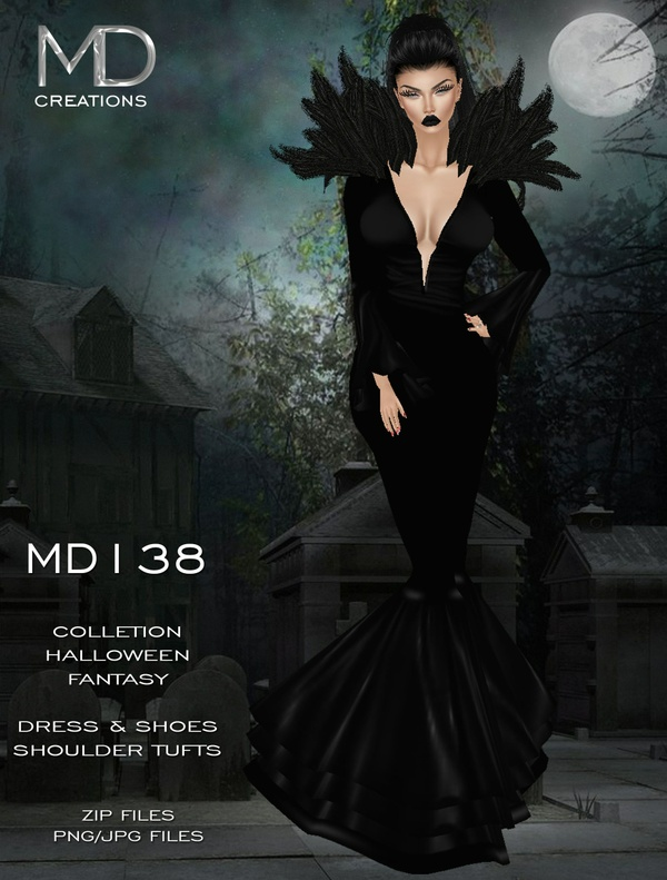 MD138 - Collection Halloween