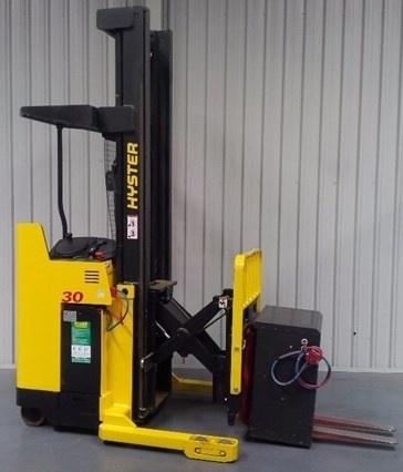 Hyster Reach Truck : N25XMDR3, N30XMR3, N40XMR3 (C470), N50XMA3 (C471) Spare Parts List