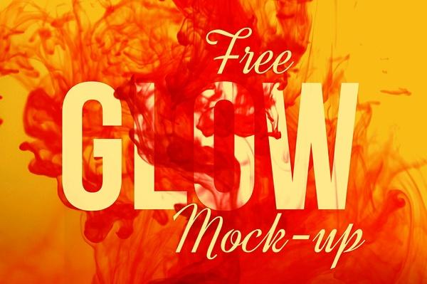 Glow Mock-up