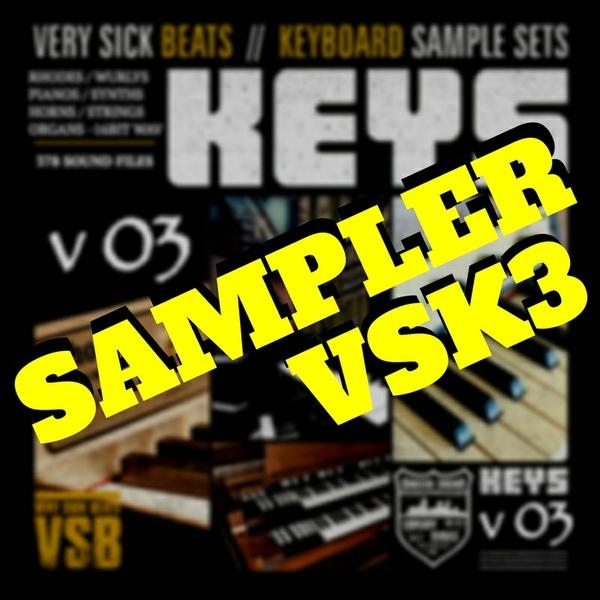 VerySickKeys Vol 3 (Sampler Version)