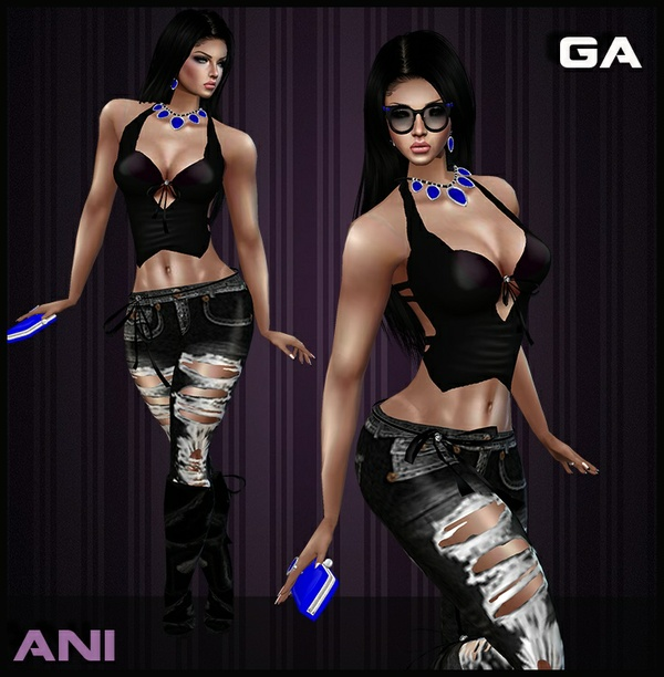 Outfit Ani GA