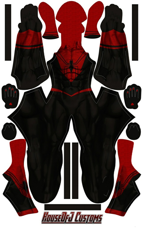 """Assassin Spider-Man"" Design"