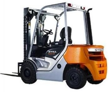Still Forklift Truck RC40-25, RC40-30, RC40-35: 4051, 4052, 4053, 4054, 4055, 4056 Parts Manual
