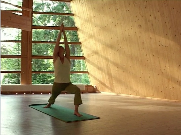 Anne Nuotio - Ashtanga Yoga Beginner practice