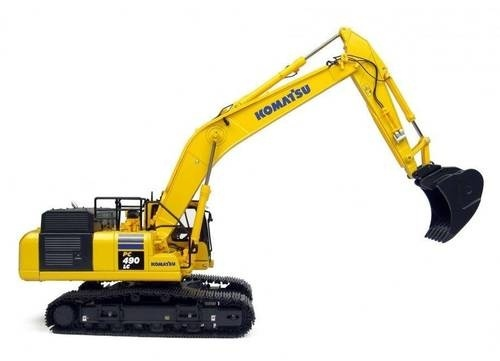KOMATSU PC490LC-11 HYDRAULIC EXCAVATOR SERVICE REPAIR MANUAL (S/N: A41001 and up)