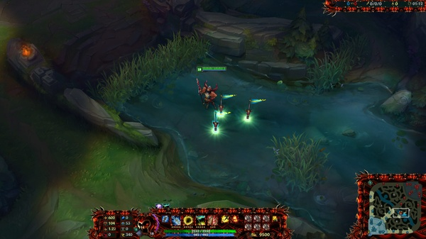 DRAGON SLAYER JARVAN IV OVERLAY