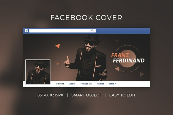 Dj Facebook Cover V5
