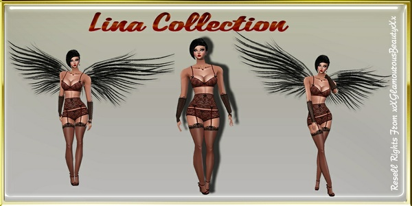 Lina Collection Catty Only!!!